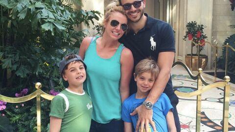 PHOTOS Britney Spears en famille à Las Vegas