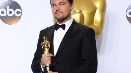 Soulagé, Leonardo DiCaprio n'en revient toujours pas d'avoir gagné un Oscar