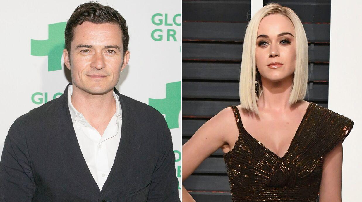 PHOTOS Orlando Bloom et Katy Perry séparés: l'acteur aurait trop flirté