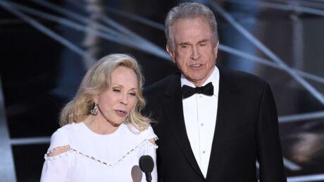 Oscars 2017: avant leur erreur, c'était déjà très tendu entre Warren Beatty et Faye Dunaway en coulisses