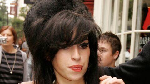 Amy Winehouse: ses robes dérobées