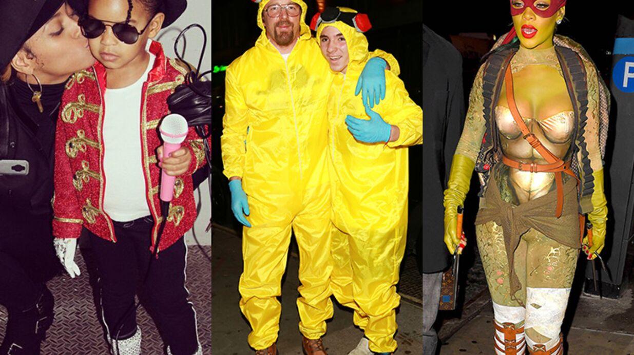 DIAPO Halloween: Top 10 des déguisements des stars les plus loufoques