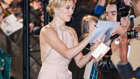 Léa Seydoux plaisante à propos de son rôle dans le dernier James Bond