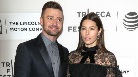 PHOTO Jessica Biel clashe son mari, Justin Timberlake, sur les réseaux sociaux et c'est très drôle!