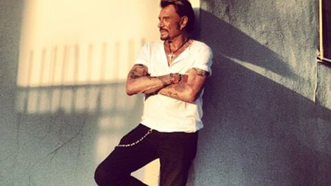 AUDIO Le premier extrait du nouvel album de Johnny Hallyday, L'Attente