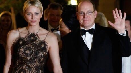 DIAPO Week-end glamour pour Charlène de Monaco