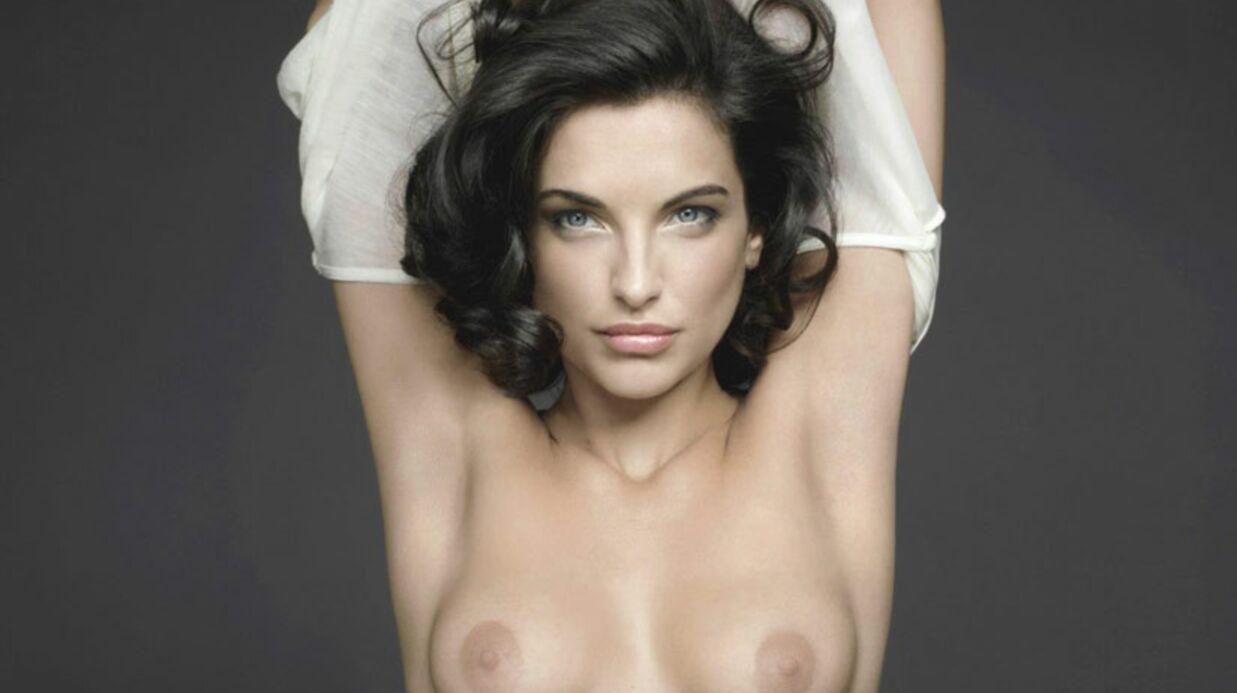 PHOTO Pauline Delpech pose seins nus pour la bonne cause
