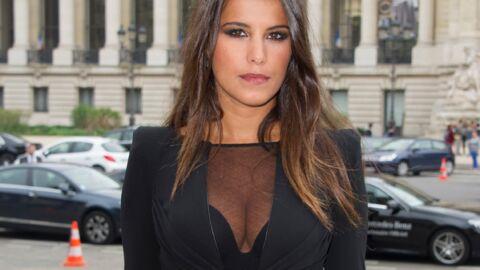 DIAPO Karine Ferri plus sexy au défilé Léonard que deux ex-Miss France