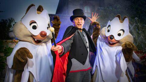 DIAPO Nagui, Nolwenn Leroy, Lio… jouent à se faire peur à Disneyland