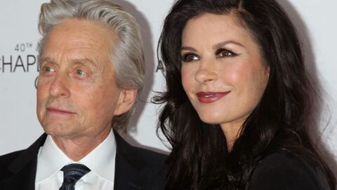 Catherine Zeta-Jones a accepté de donner une seconde chance à Michael Douglas