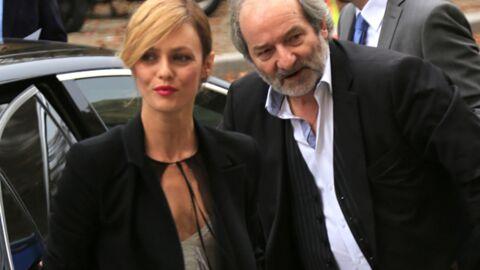 DIAPO Vanessa Paradis, Lou Doillon toute en transparence et bien d'autres au défilé Chanel