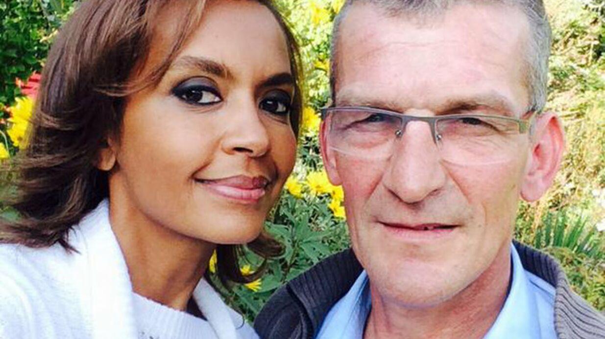 PHOTOS L'amour est dans le pré: Karine Le Marchand retrouve des agriculteurs et fait des selfies
