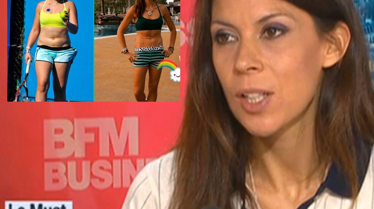 Marion Bartoli explique sa spectaculaire perte de poids
