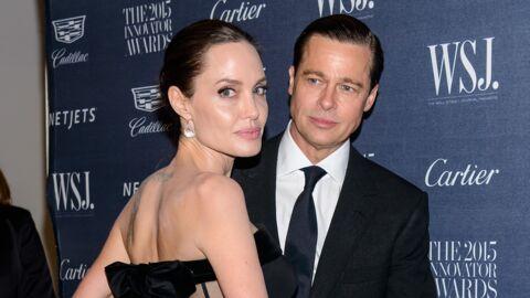 Angelina Jolie et Brad Pitt ont trouvé un arrangement temporaire pour la garde de leurs enfants