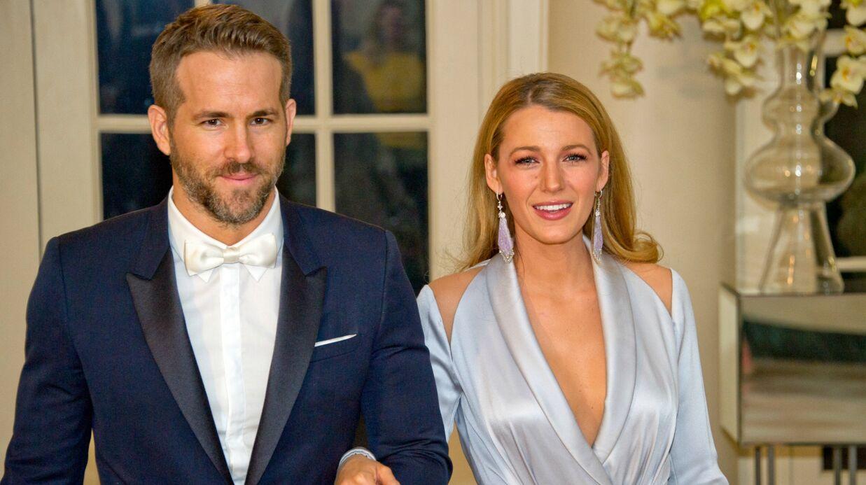 Blake Lively a donné naissance à son deuxième enfant