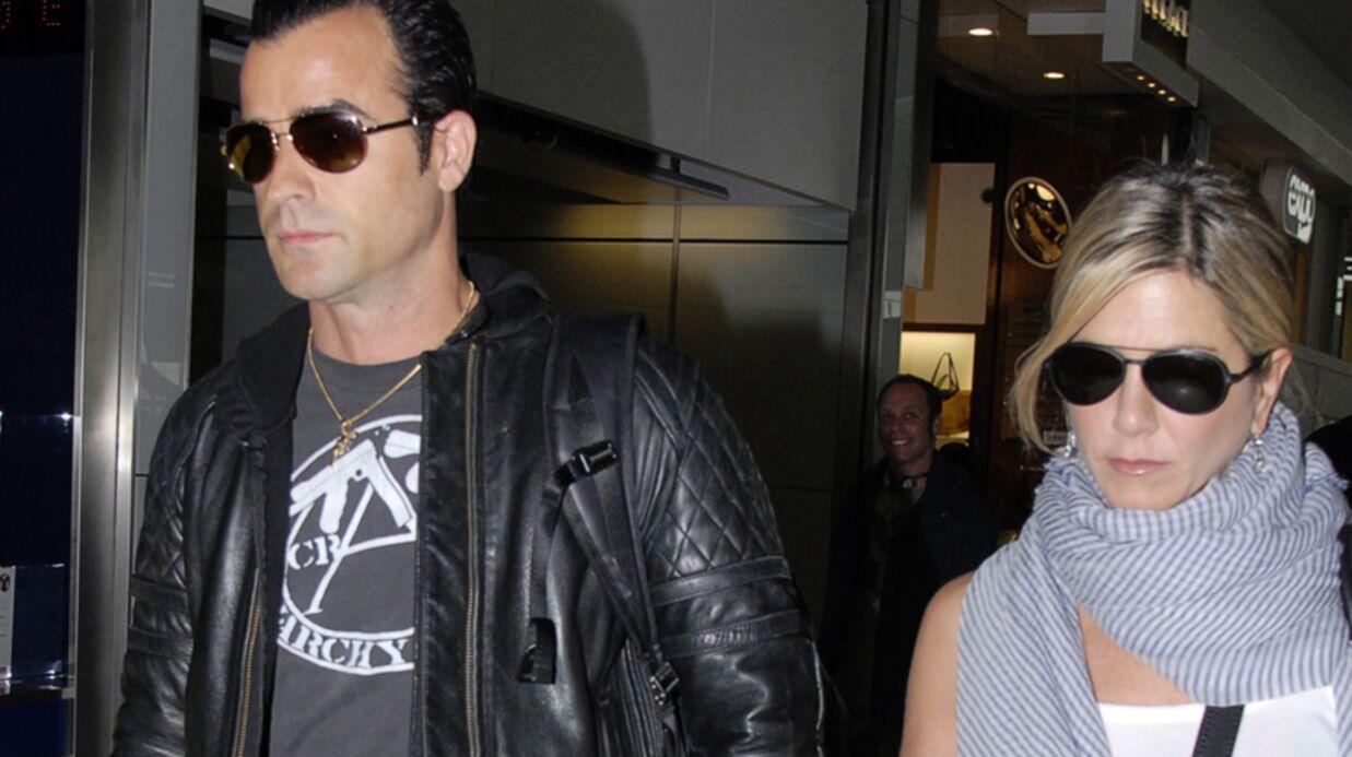 Jennifer Aniston et Justin Theroux: en route pour un bébé?