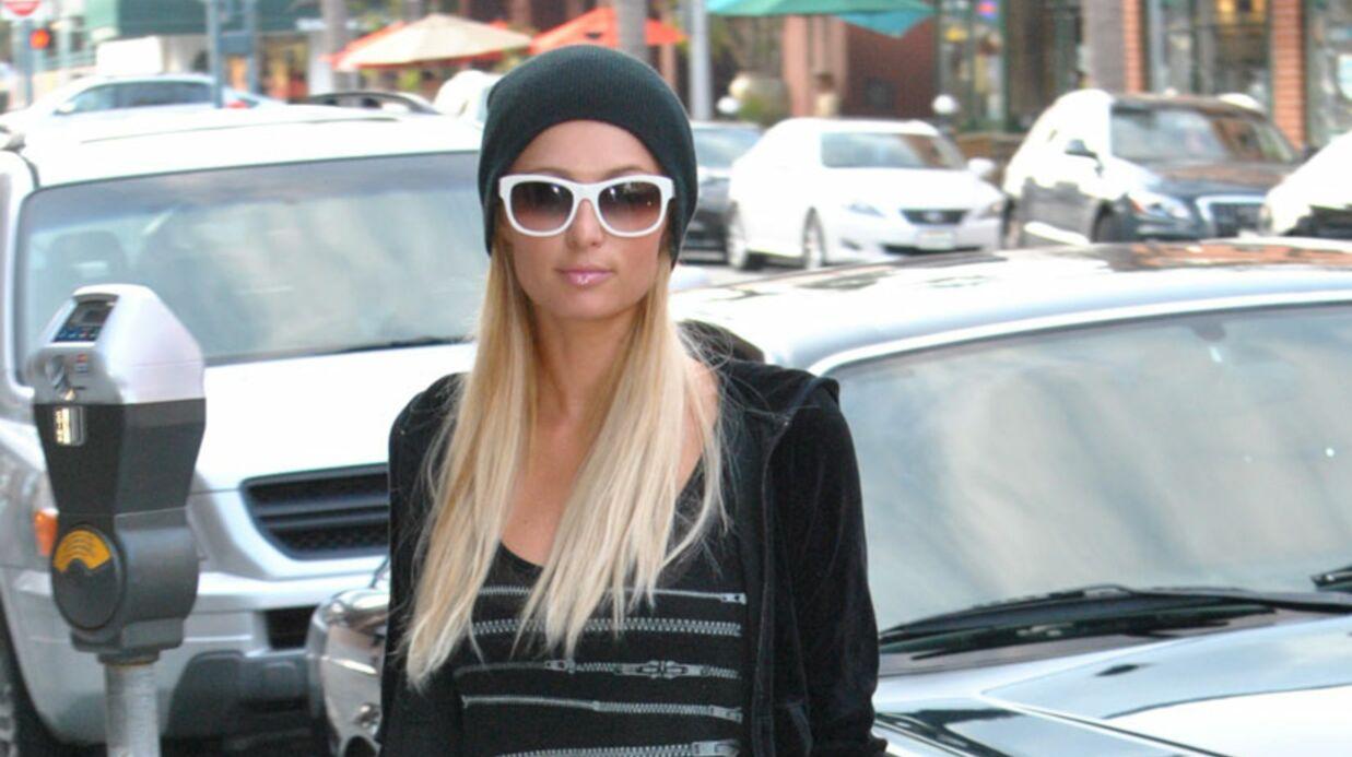 Paris Hilton: un million de dollars pour jouer dans un clip