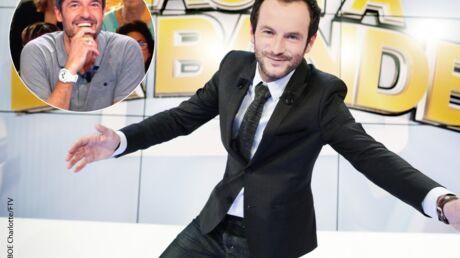 Jérémy Michalak se fait casser une côte par Arnaud Ducret durant son émission