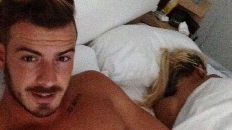 En couple, Aurélie Dotremont et Julien Bert affichent leur bonheur sur internet