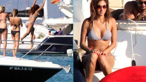 PHOTOS Nicole Scherzinger sexy en bikini à Formentera