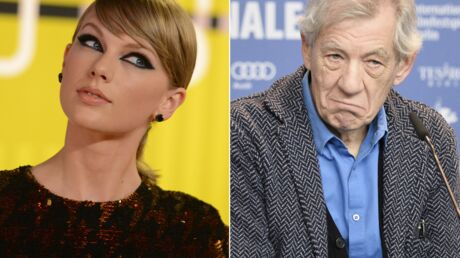 Ian McKellen expulsé par Taylor Swift de l'appartement où il vivait