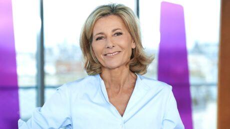 Claire Chazal va présenter la météo sur la nouvelle chaîne France Info