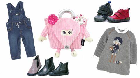 MODE Shopping spécial rentrée des classes pour les enfants