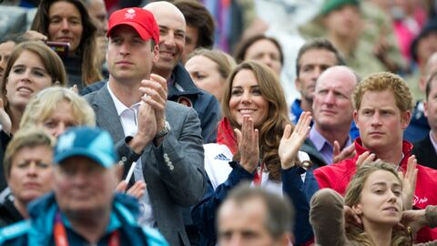 PHOTOS Nicolas Canteloup s'incruste entre Kate et William