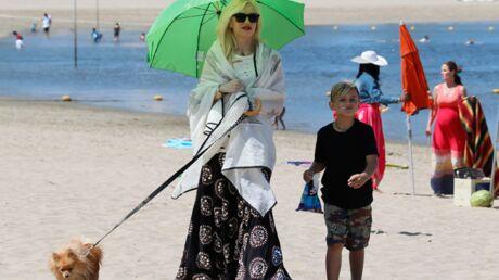 Un après-midi à la plage avec les enfants: les conseils de Gwen Stefani