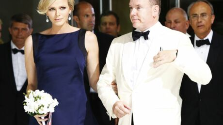 PHOTOS Charlène de Monaco enceinte et sublime au gala de la Croix-Rouge monégasque