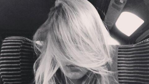 DEVINETTE Quelle célébrité se cache derrière cette belle cascade de cheveux blonds?