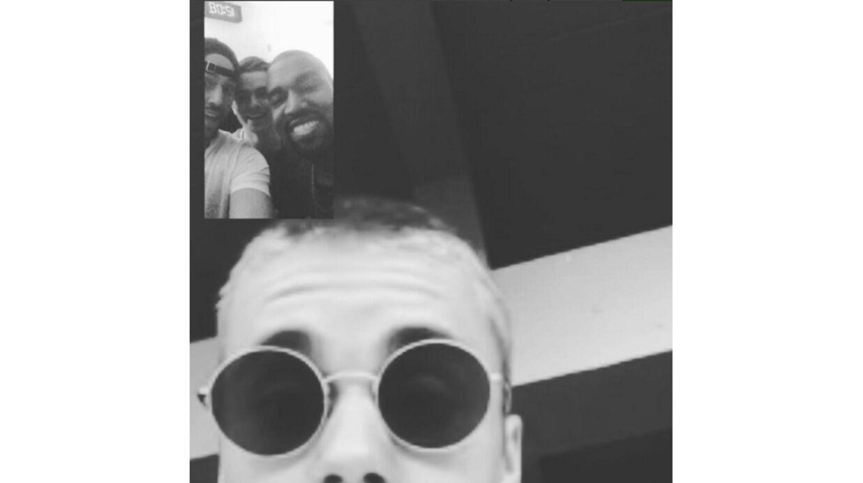 PHOTO Justin Bieber prend parti pour Kanye West et se moque de Taylor Swift sur Instagram