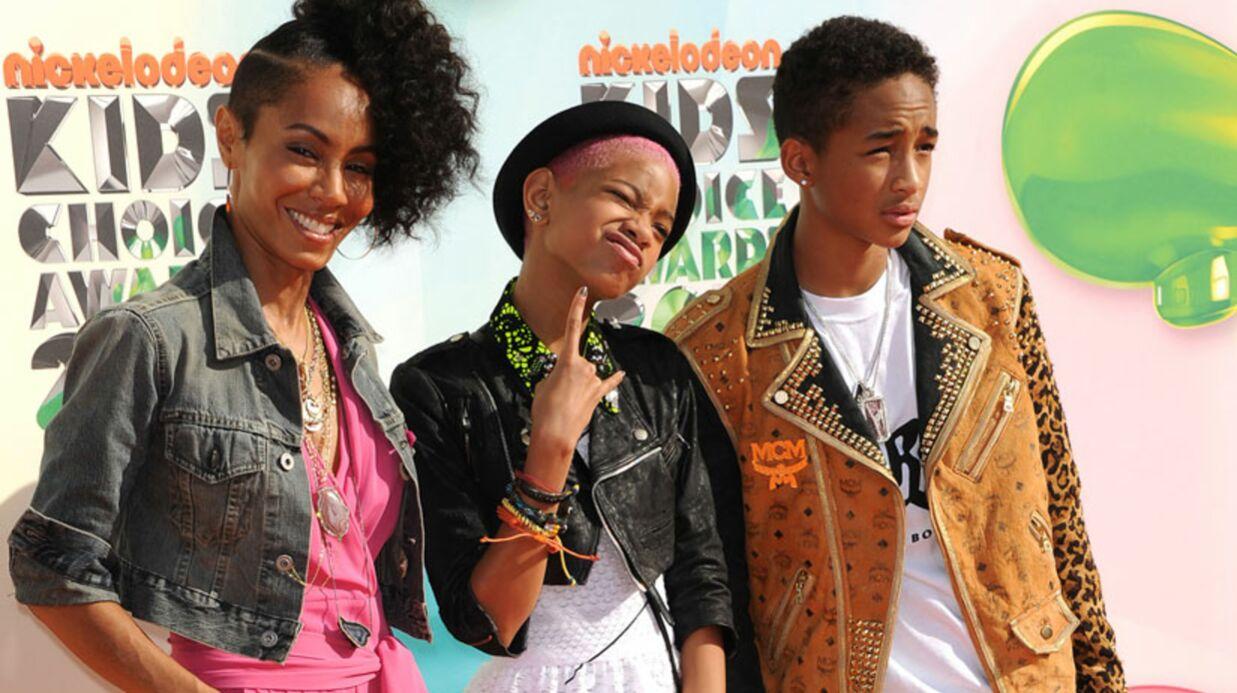 PHOTOS Les looks les plus barrés des Kids' Choice Awards 2012