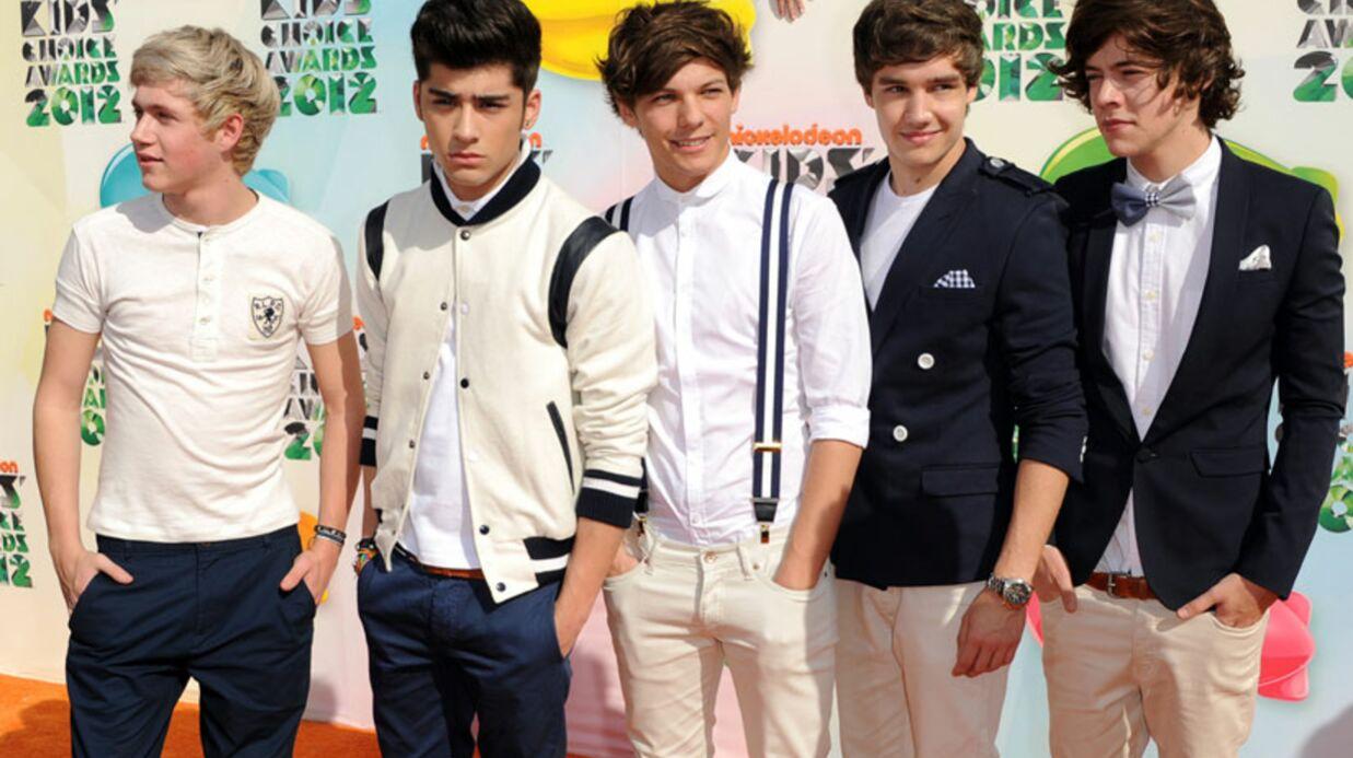 Les One Direction déclinent une invitation des Obama