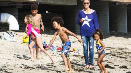 Heidi Klum a sauvé son fils de la noyade