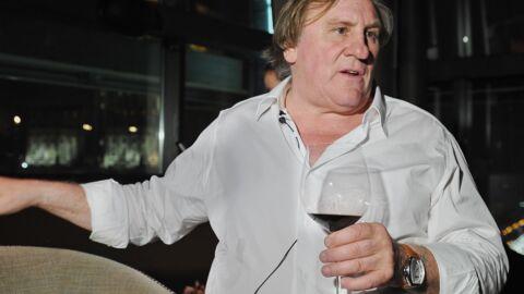 Gérard Depardieu déménage à Tournai et veut sauver un pont