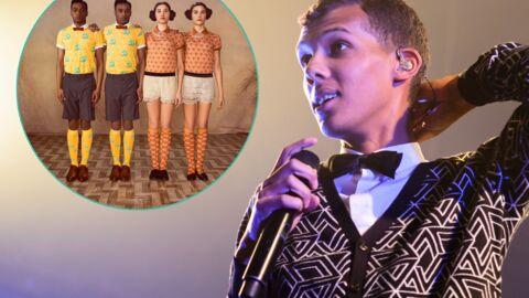Stromae sort une collection de prêt-à-porter inspirée de son look