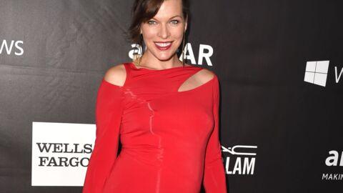 Milla Jovovich a accouché de son second enfant, une petite fille