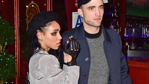 Robert Pattinson fiancé avec FKA Twigs: ce ne serait pas un poisson d'avril!