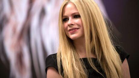 Avril Lavigne clouée au lit pendant cinq mois à cause d'une bactérie