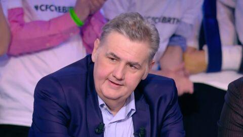 VIDEO Pierre Ménès: son retour très émouvant à l'antenne du CFC