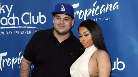 Rob Kardashian et Blac Chyna se sont encore une fois rabibochés