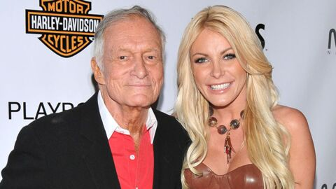 Hugh Hefner redemande la main de Crystal Harris