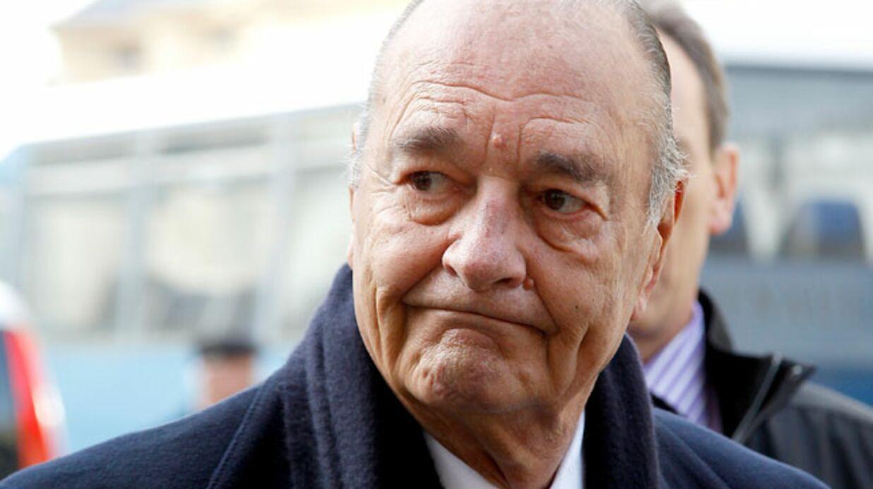 Jacques Chirac hospitalisé pour une intervention rénale