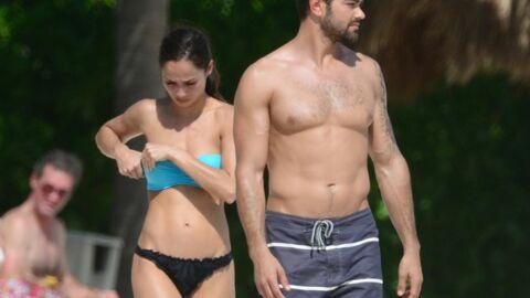 PHOTOS Jesse Metcalfe et Cara Santana: duo sexy à Cancun