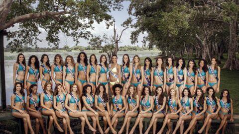 DIAPO Miss France: découvrez les 33 prétendantes en maillot de bain