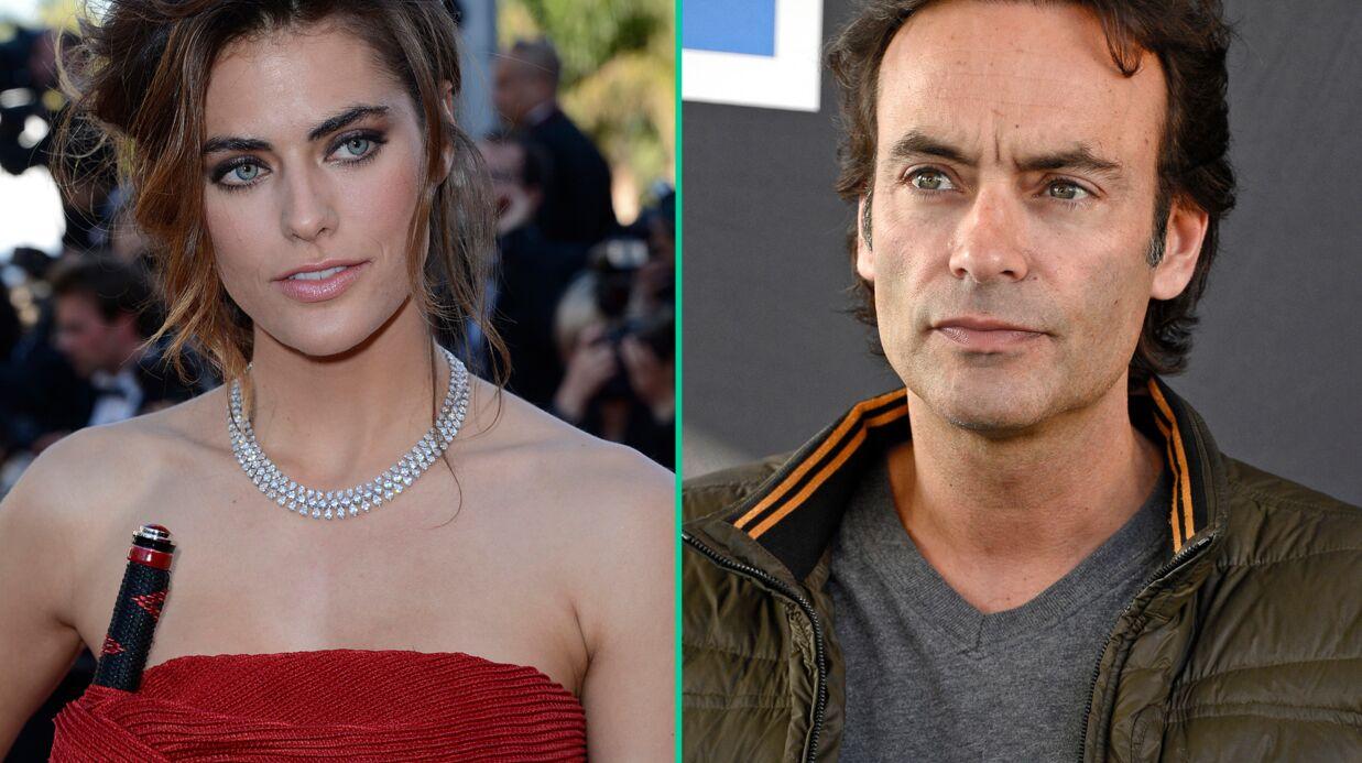 Anthony Delon a renoué avec sa fille, Alyson, top model, née d'une histoire sans lendemain