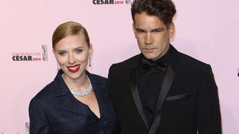 Scarlett Johansson s'est mariée avec Romain Dauriac!
