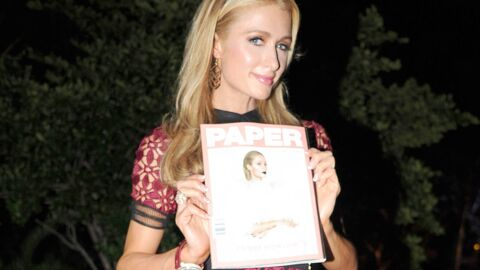 PHOTOS Paris Hilton pose les fesses à l'air pour le magazine Paper