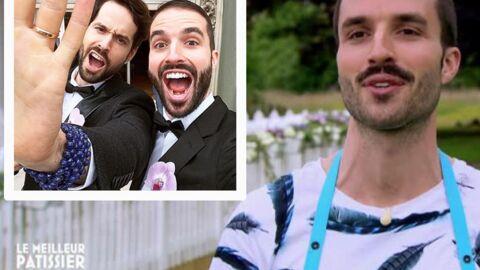 Le meilleur pâtissier: Carl se confie sur son bonheur avec Isaac, son mari